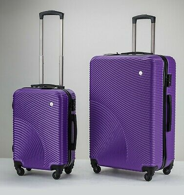 1pc-2pc-3pc Luggage Suitcase set Trolley Travel Bag 4 Wheel TSA lock lightweight 2