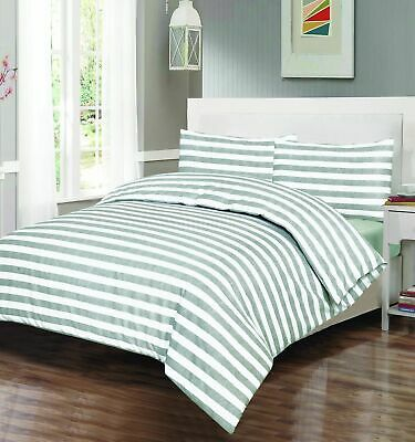 Luxury 100% Egyptian Cotton Printed Duvet Cover Sets Bedding Sets All Sizes 8
