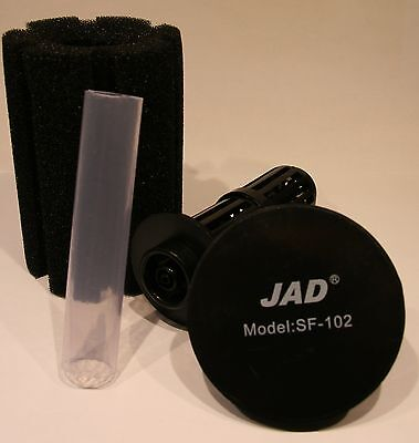 3 x JAD SF102 Schwammfilter Biofilter Innenfilter Luftbetriebener Filter 4