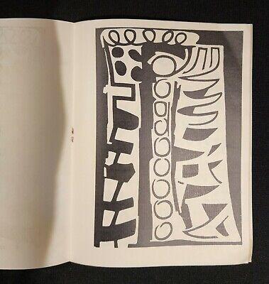Capogrossi - Galleria del Secolo - 1950 - Manoscritti - Esemplare unico 4