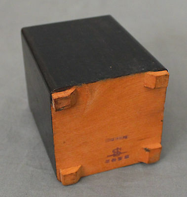 Early 20th Century Chinese Novelty Money Box 5