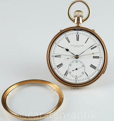 Nicole Nielsen & Co London split second chronograph minute repeater 1884 Chrono 5