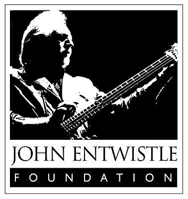 """The Who John Entwistle Artist Strike Off Copy of Pete """"Sherlock"""" Townshend w/COA 7"""
