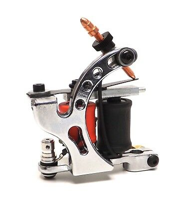 INKgrafiX®TATTOO SET 10Wrap Maschine IG-27 Tattoomaschine KOMPLETTSET InkgrafiX®