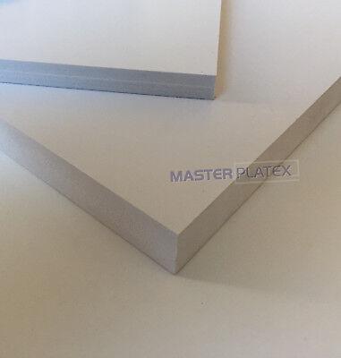 PVC Integralschaumplatte 10 - 19 mm  div. Formate, PVC Schaumplatte, Werbeschild