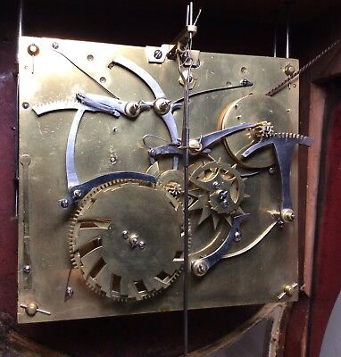 Large Late 18th Century Swiss/South German 1/4 Repeater Quarter Bracket Clock 8