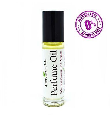 Volcano - Capri Blue Type | Perfume Oil | Made W/ Organic Oils | Alcohol Free 3