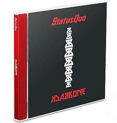 """Status Quo """"backbone"""" CD NEU Album 2019 2"""