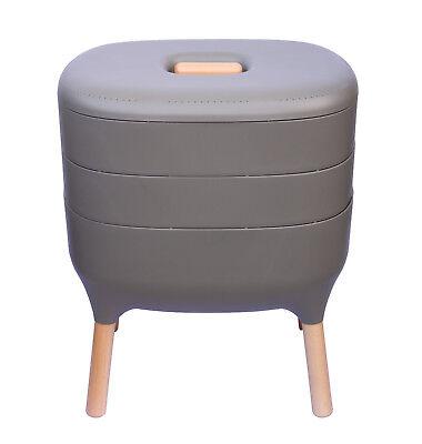 Design Komposter Composter Wurmkomposter Wohnraumkomposter