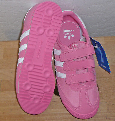 8fa6b0ce4 ... NEW Adidas Dragon OG Girls Pink Shoes Sneakers Childrens Kids BB2495 4