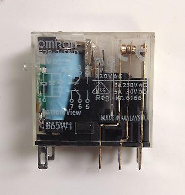 OMRON 24VDC RELAY LOT OF 3  G2R-117P-V-RP-US