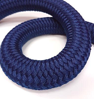 MOORING ROPES 16mm blue polypropylene 2 x 10mt