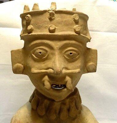 Very Large Figure Veracruz - Pre-columbian 500 ad - Ancient Remojadas Figure 2