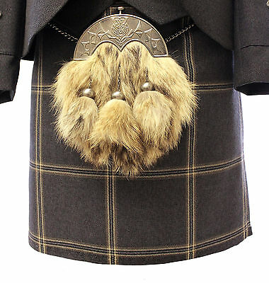New Eternity & Grey Tweed Full Highland Dress Kilt Package £549  Sale Offer £399 2