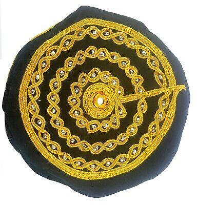 Oriental Folkloric, Authentic Turkish Fes, Handmade Cap, Exotic Ottoman Hat 2