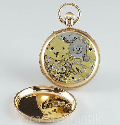 Nicole Nielsen & Co London split second chronograph minute repeater 1884 Chrono 6