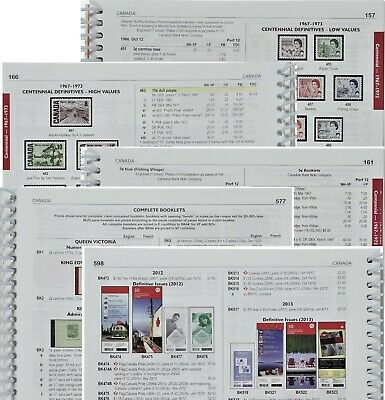Canada: 2020 Unitrade Specialized Catalogue of Canadian Stamps -IN STOCK NOW!! 7