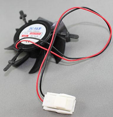 Replacement Fisher & Paykel Fridge Small 12V Fan 820682 884518P E442B E521T E522 2