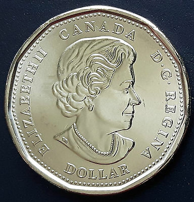 CANADA 2016 CANADIAN Women's Right To Vote Loonie 1 One Dollar COIN. 2