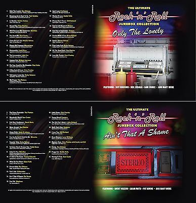 Rock n Roll 10 CDs 250 Hits The Ultimate Jukebox Collection Of 50s 60s Music New 11