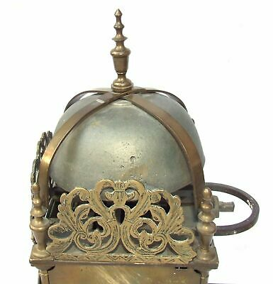 Hook and Spike Lantern Clock in Manner of Antique 16th / 17th Lantern Clock 6