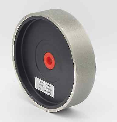 "6""x1-1/2"" 600Grit Lapidary Diamond Coat Hard Flat Bench Pedestal Grinding Wheel 2"