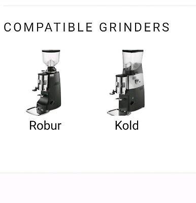 Macine coniche Mazzer Robur 187c originali -millstones grinder 3