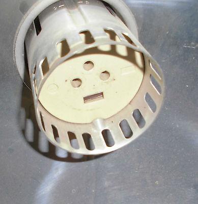 arzt tisch / wand lampe wärme alt top deko strahler thermolite super 60 / 70er 7