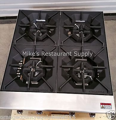 New 24 Plate Cook Top Range Atosa Athp