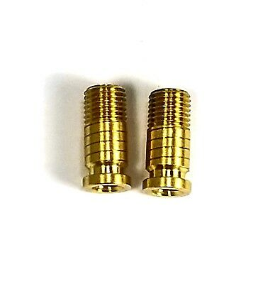 5//16-18 Pool Cue Joint Pin /& 5//16-18 S//A Brass Cue Shaft Insert Pin /& Insert