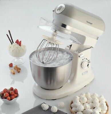 ARIETE 1588 Impastatrice Impastatore Robot Cucina 5.5lt Food Processor Vintage 3