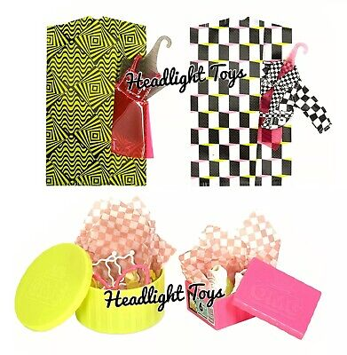 """In Hand 1 LOL Surprise OMG NEONLICIOUS 10"""" Fashion Doll Big Sister Neon QT 7"""