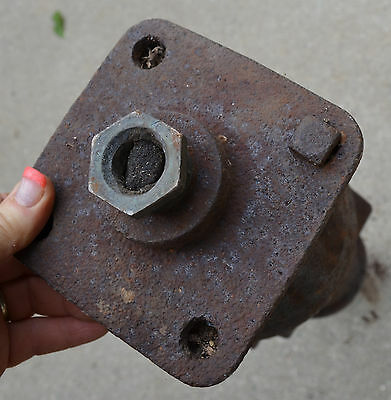 Old Manual Hand Pump Well The Deming Co Body Part for Deep Well No. AA 3608 3
