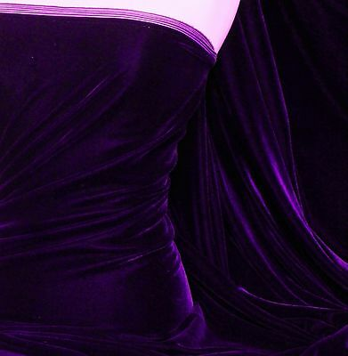 Micro Velvet Velour Fabric Luxuriously Soft Velvet Material MVEL22 2