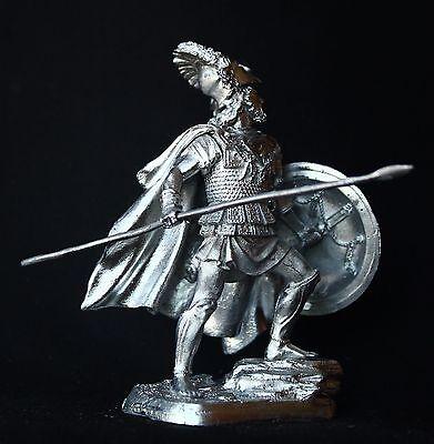 Leonidas I. King of Sparta KIT Tin toy soldier 54 mm. metal 5