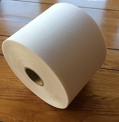 Professional Grade Double Sided Fusible Buckram 7.5cm Width Customisable Length