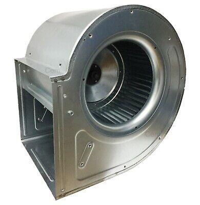 Ventilatore centrifugo DD 10/8 - 550 Watt monofase aspiratore 1 Velocità cappa 2