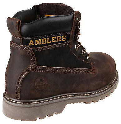Cap Fs164 4 Boots Steel Mens Safety Industrial Uk 13 Amblers Toe Shoes n0OkXN8wP