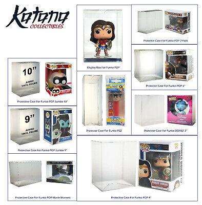 Katana Collectibles Funko POP Movie Moment Vinyl Figure Protector Case - 1 Count 3