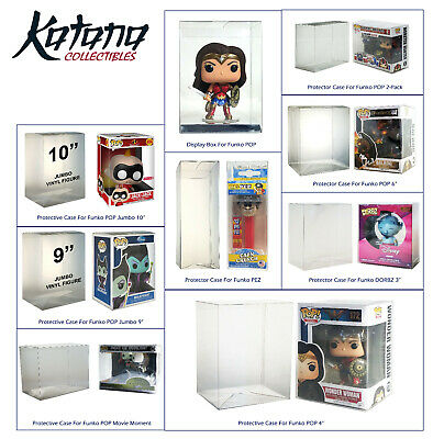 Katana Collectibles Funko Pop Protector Case For 6 Inch Vinyl Figures (5 pack) 4