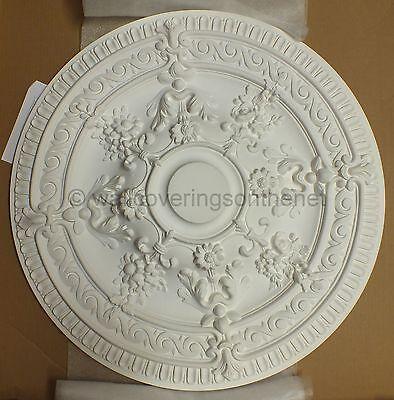 66cm Diameter, Lightweight Ceiling Rose (made of strong resin not polystyrene) 5
