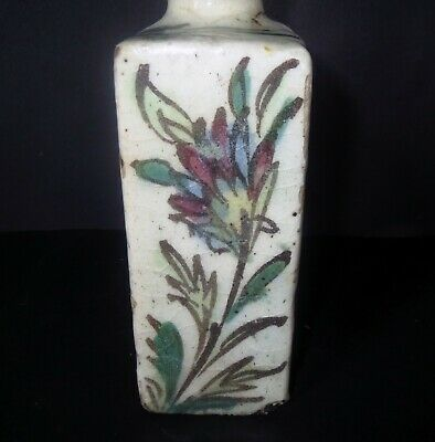 Antique Chinese POTTERY SPICE SCENT BOTTLE VASE Ancient Antiquity 6