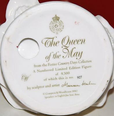 Crompton & Woodhouse The Queen Of The May Limited Edition ****excellent**** 3