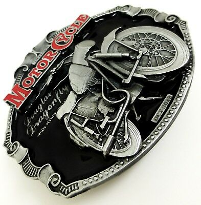 Douglas Dragonfly Belt Buckle Bike Classic Motorcycle Biker Authentic Licensed
