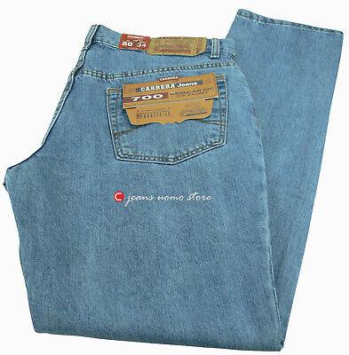 Pantalone 5 tasche cotone denim Carrera 700 jeans uomo Regular Fit Straight Legs 11
