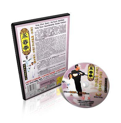 Chinese Kungfu Wushu Wing Chun Yong Chun Quan Series 5DVDs Peng Shusong