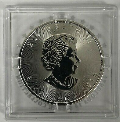 1 oz Silver Maple Leaf 2018 Fabulous 15 Privy Mark F15 CANADA 5$ EXTREMELY RARE 2