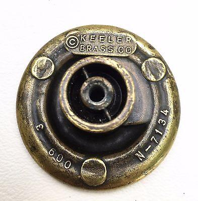 Bronze antique hardware Mid Century Modern drawer pull cabinet knob vintage 5