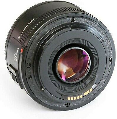 Fits Canon EF 50mm f/1.8 STM Lens 4