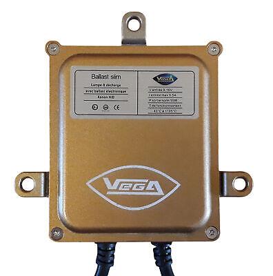 1 ampoule HID X/énon marque FRANCAISE Vega/® H7 12000K 55W /à embase coud/ée haut de gamme